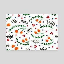 Pattern  - Canvas by Naafi Nur Rohma