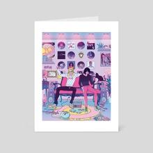 Interior - Art Card by alulu❤