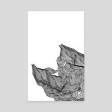 les Atlantes (164) - Canvas by Lan Prima