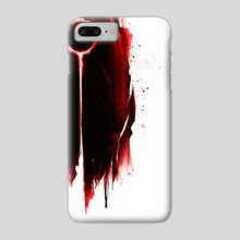 Dark Souls *The Dark Sign* - Phone Case by SucculentBurger
