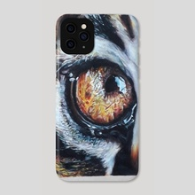 The stand down - Phone Case by Elysia Callier