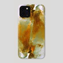 Seahorse Invrt - Phone Case by Vilan Nathanson