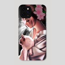 journey mate - Phone Case by Mayada Elbeheiry