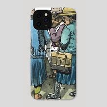 Bolivian Cholitas - Phone Case by Dan Archer