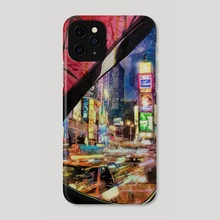 Eye on my City - Phone Case by Kyle Willis
