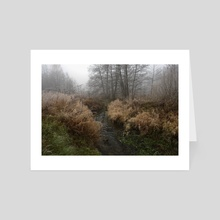 ANDREY  KOLOSOV Russian landscape Photo 33 - Art Card by Andrey Kolosov