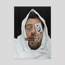 Santi JJ - Canvas by Israel Jiménez Medina