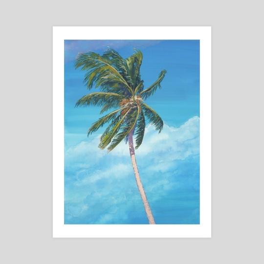 Breezy Palm by Maddy