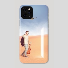 PASO - Phone Case by Archie | Surreal Spaces