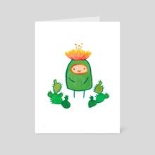 Spring Sprite - Art Card by life take