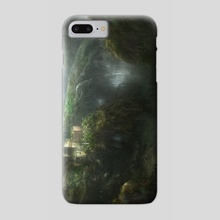 forest of luci - Phone Case by Joshua Kim