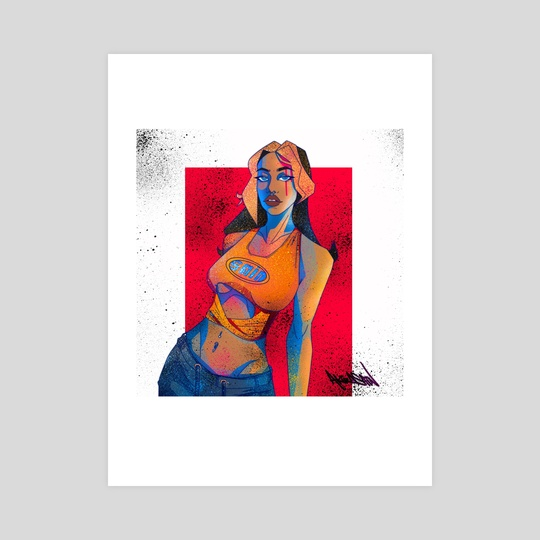 Sain Girl 3 by Akira Sain