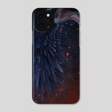 Dark Angel - Phone Case by Andy Art