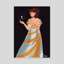 Dandelion - Canvas by Tia Christine