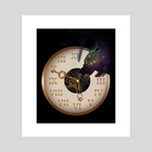 Out of Time - Art Print by Lilia Smith