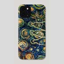 Starstruck by Divine Love - Phone Case by Ally Markotich