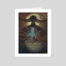 Unbirth - Art Card by gawki