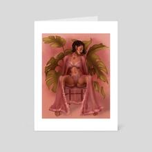 Sugar - Art Card by jas sparks