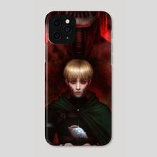 God of Destruction - Phone Case by Camila Breda