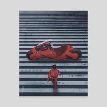 Akira - Canvas by Obnubilant  ラヤン
