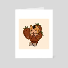 Cat Kenma - Art Card by Cielleru