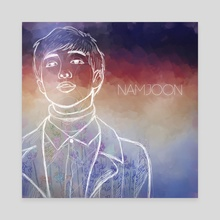 Dreamscape Namjoon - Canvas by Ren Chu