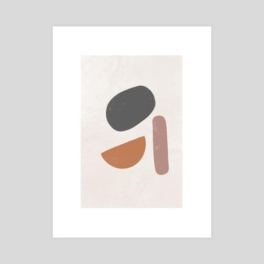Pebbles by Vittoria Cossa