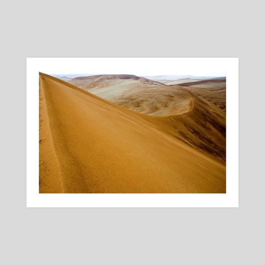 Desert Dunes by João Ferro