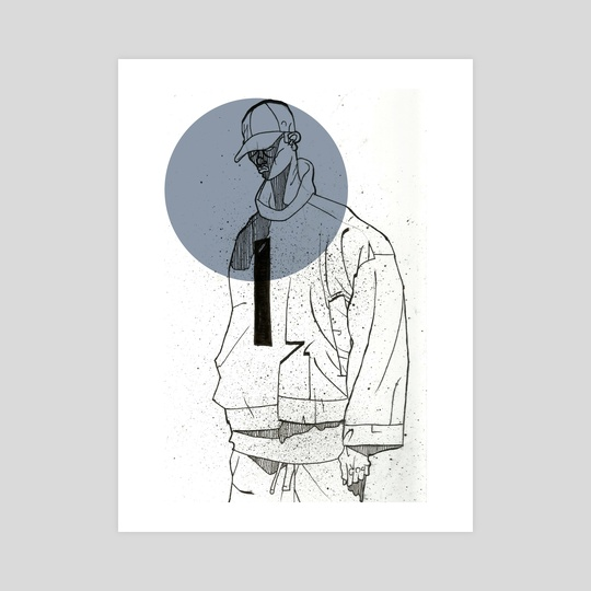 Itokawa by Ben Harrison