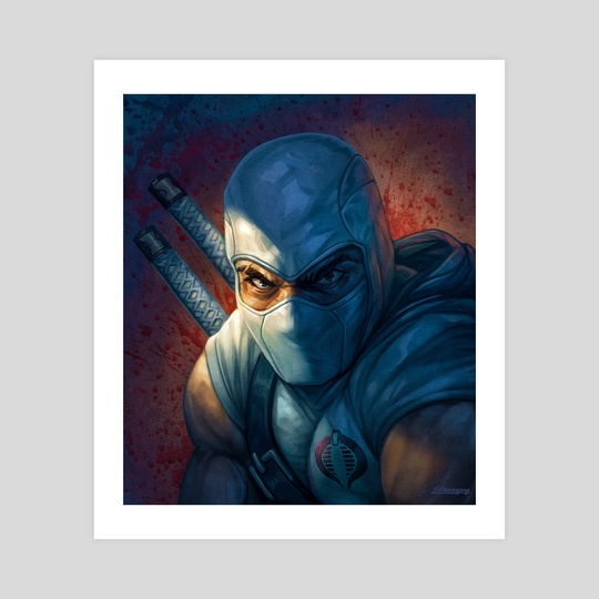 Storm Shadow by Stephen Sitton