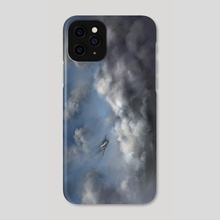 Descent - Phone Case by Jeff Ward
