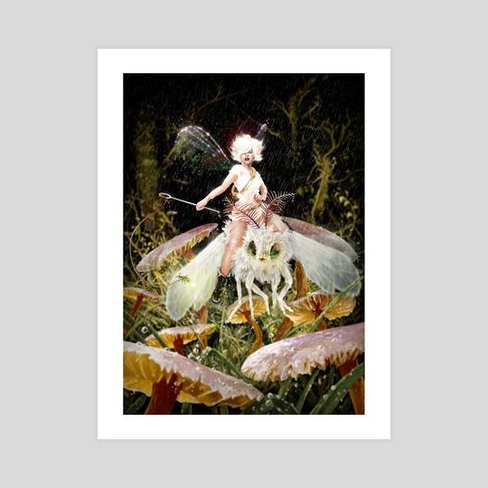 Fairies Wear Boots by Matthew Britton