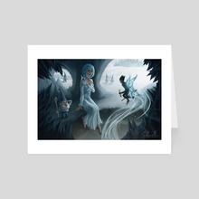 Frost Princess - Art Card by Willian de Andrade Conrado