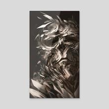 Foregone 2 - Acrylic by Cloxboy DerKlox