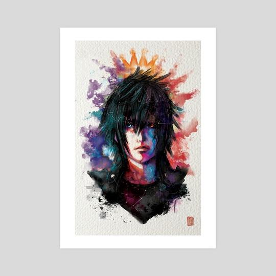 Crown of Stars by kingcael ☀️