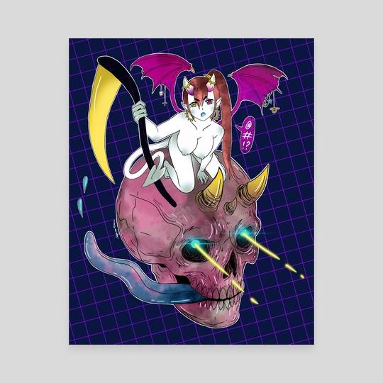 SkullRider by Jessica Lynn