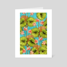 Zen V2 - Art Card by 83 Oranges
