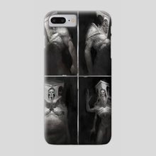 The Squad - Phone Case by Pio Foks