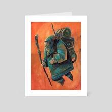 Alchemy - Art Card by Ciaran Duffy