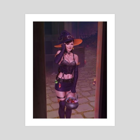 Tifa Lockhart by Krystopher Decker