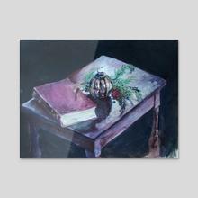 Still Life 03 - Acrylic by Garth Laidlaw