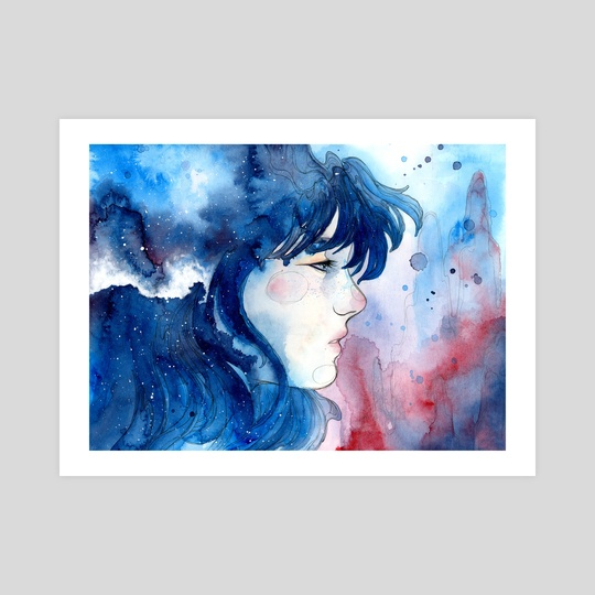 Fanart: GRIS by Sin Ribbon