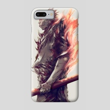 shiva - Phone Case by sativieans