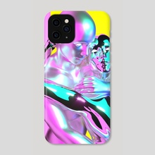 Love is in the air - Phone Case by Jianina Alondra