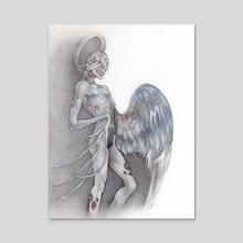 Metamorphosis - Acrylic by Caeles