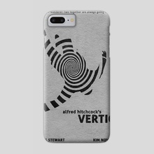 Vertigo - Phone Case by Deniz Akerman