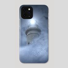 T h e • L i g h t h o u s e - Phone Case by Gees Art Photography