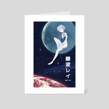 unit 00 - Art Card by Jacki Li