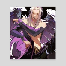 Edgy Abbacchio - Canvas by Lanhacy