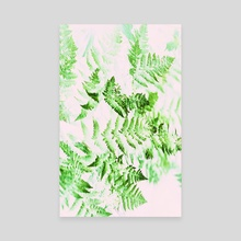 Fern Forest - Canvas by 83 Oranges